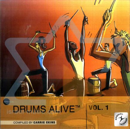 Drums Alive - Vol. 1 by Various