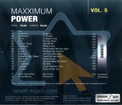 Maxximum Power - Vol. 3 by Various