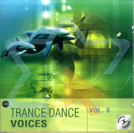 Trance Dance Voices - Vol. 3 by Various