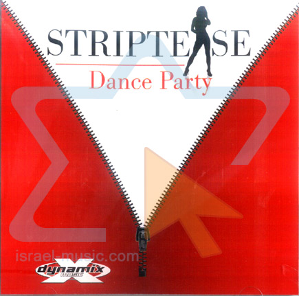 Striptease Dance Party - Various