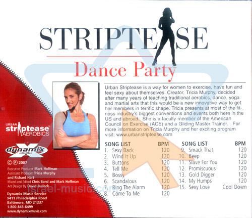 Striptease Dance Party Par Various