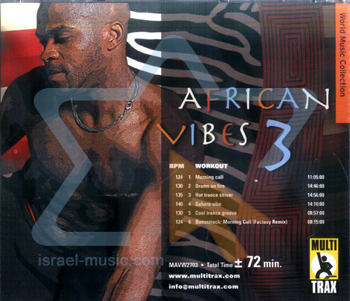 African Vibes Workout - Vol. 3 by African Vibes Workout