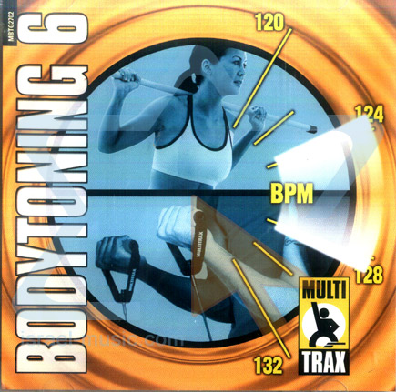 Bodytoning - Volume 6 لـ Various