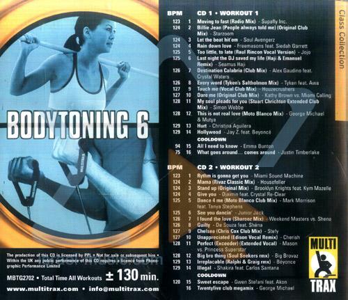 Bodytoning - Volume 6 by Various