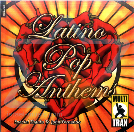 Latino Pop Anthems - Vol. 1 by Various