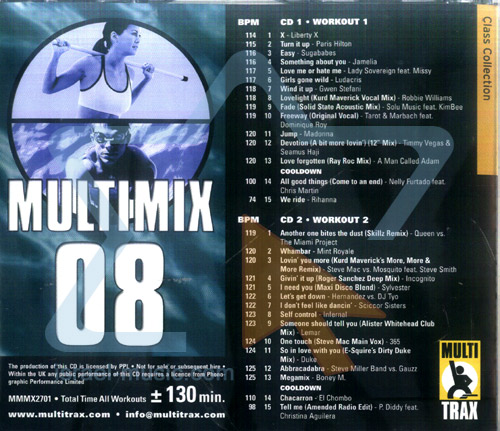 Multimix - Vol. 8 by Various