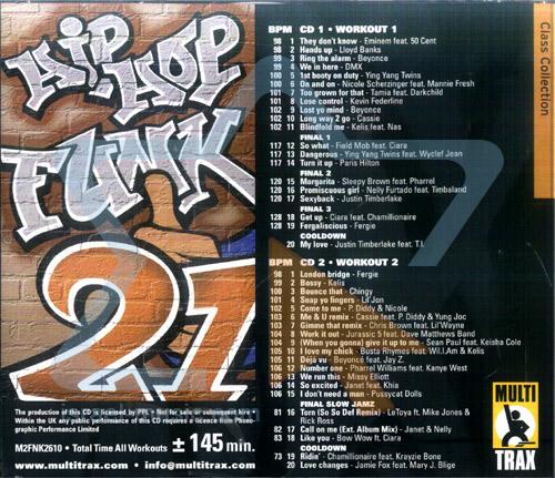 Hip Hop / Funk - Vol. 21 by Various