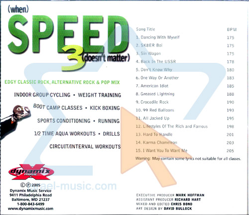 When Speed Doesn't Matter - Vol. 3 by Various
