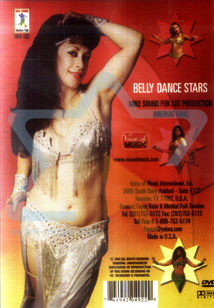Belly Dance Stars - Various