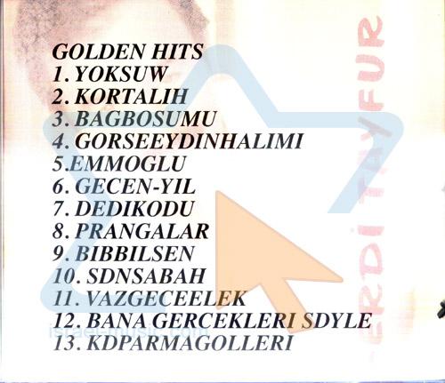 Golden Hits by Fredi Tayfur