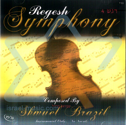 Regesh Symphony 4 by Shmuel Brazil