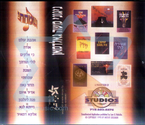 Samachti by Moshe Goldman