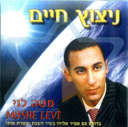 The Spark of Life by Moshe Levy