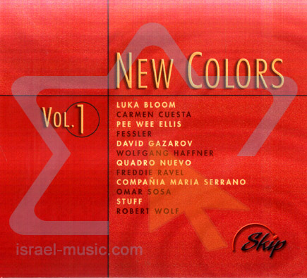 New Colors - Vol. 1 Par Various