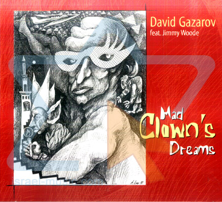 Mad Clown's Dreams by David Gazarov