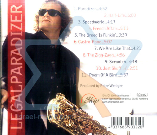 LegalParadizer by Peter Weniger