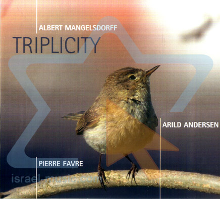 Triplicity by Albert Mangelsdorff