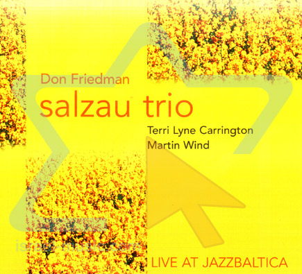 Live at Jazzbaltica by Salzau Trio