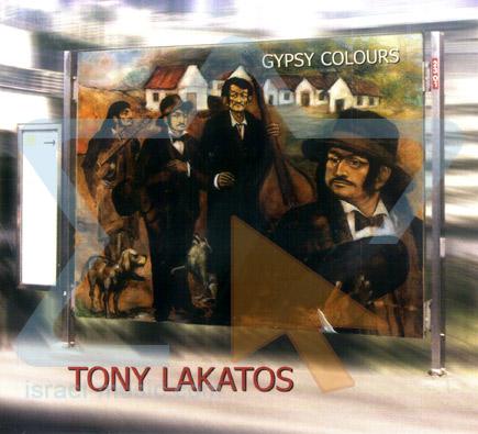 Gypsy Colours by Tony Lakatos
