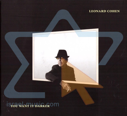 You Want It Darker Par Leonard Cohen