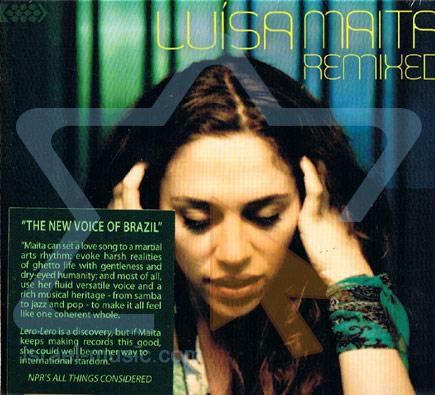 Remixed by Luisa Maita