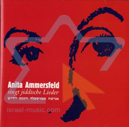 Singt Jiddische Lieder Di Anita Ammersfeld