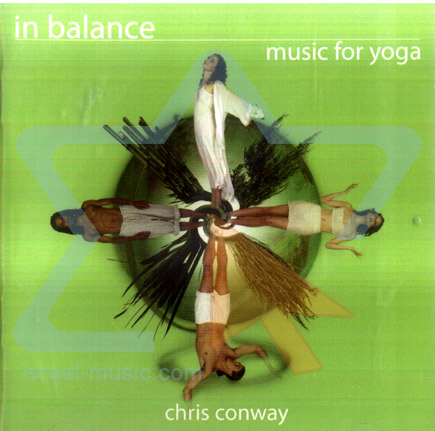 In Balance - Music for Yoga by Chris Conway