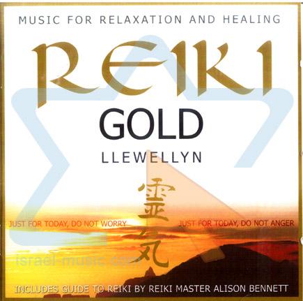 Reiki Gold by Llewellyn