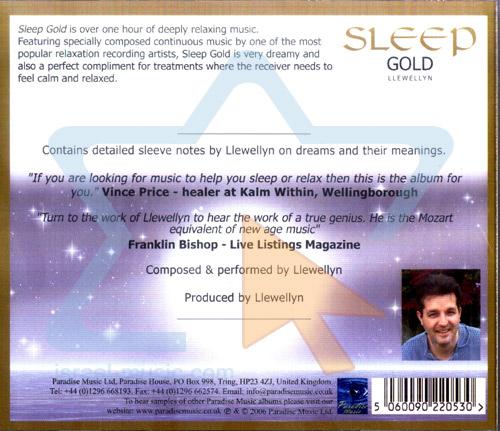 Sleep Gold by Llewellyn