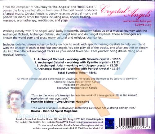 Crystal Angels by Llewellyn