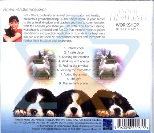 Animal Heailing Workshop by Holly Davis