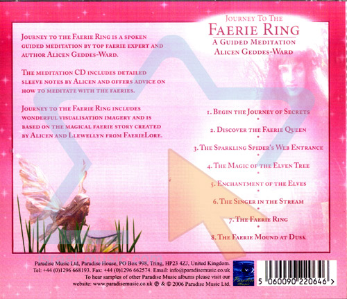 Journey to the Faerie Ring by Alicen Geddes - Ward