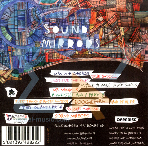 Sound Mirrors - Limited Edition by Coldcut