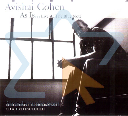 As Is...Live at the Blue Note by Avishai Cohen