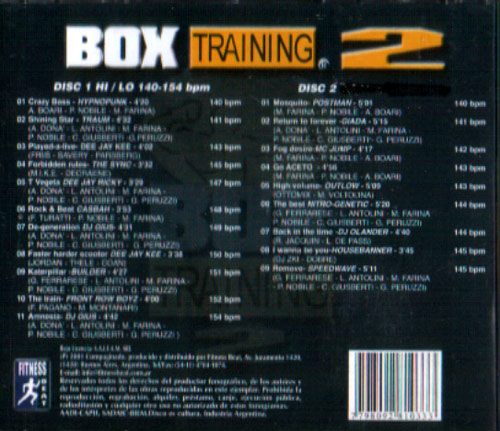Volume 02 by Box Training