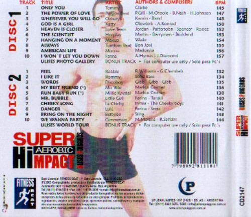 Super Aerobic Hi Impact by Ulises Puiggros