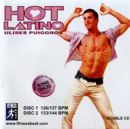Hot Latino by Ulises Puiggros