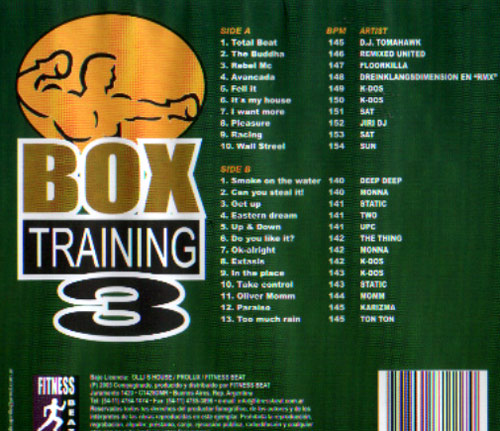 Volume 03 by Box Training