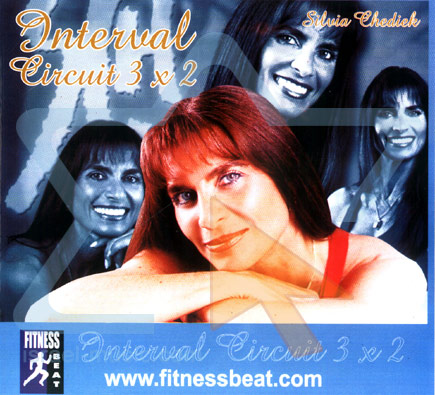 Interval Circuit 3 x 2 by Silvia Chediek