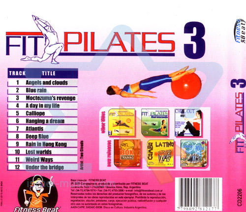 Fit Pilates Vol. 3 by Diana Bustamante