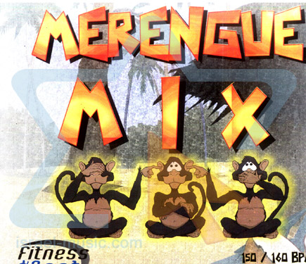 Merengue Mix لـ Various
