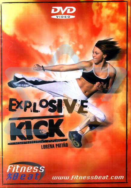 Explosive Kick by Lorena Patino