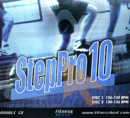 Step Pro - Vol. 10 by Various