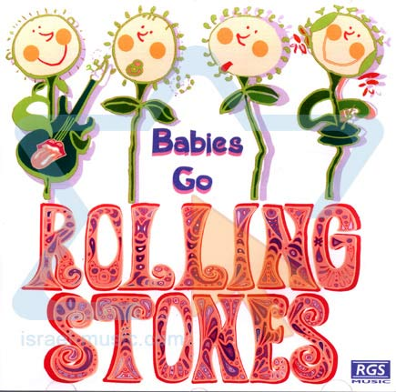 Babies Go Rolling Stones by Sweet Little Band
