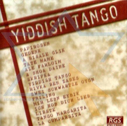 Yiddish Tango Por Various