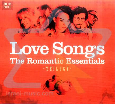Love Songs - The Romantic Essentials - Various