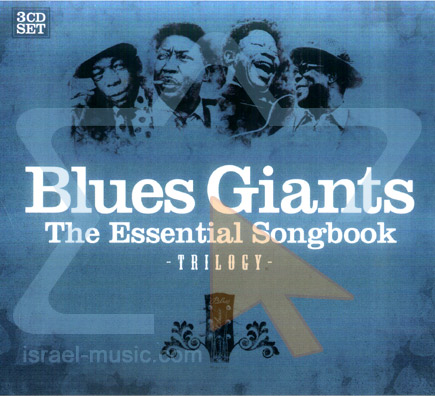 Blues Giants - The Essential Songbook Par Various