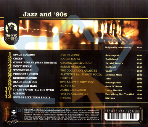 Jazz and '90s by Various