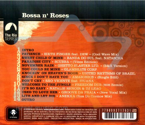 Bossa N' Roses by Various