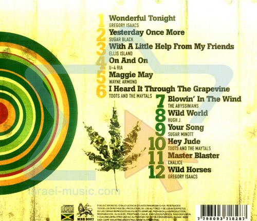 Reggae Rocks by Various